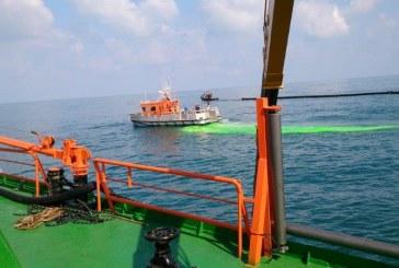 תרגיל לאומי לטיפול בזיהום הים התיכון