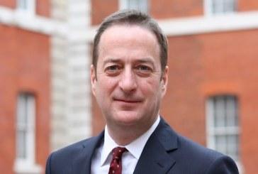 מונה שגריר בריטי חדש בישראל