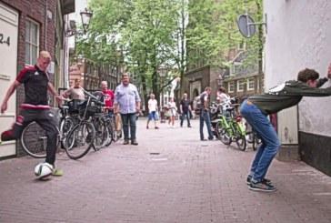 הולנד: הישראלים מציעים לכם בעיטת עונשין לישבן