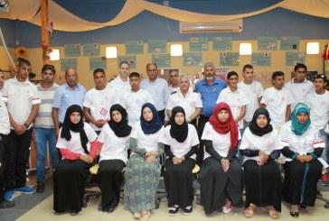"""לראשונה: נערות מוסלמיות-בדואיות יתנדבו במד""""א"""