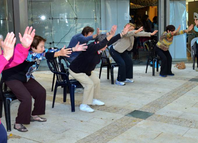 חיפה: מסלולי הליכה מיוחדים לגמלאים