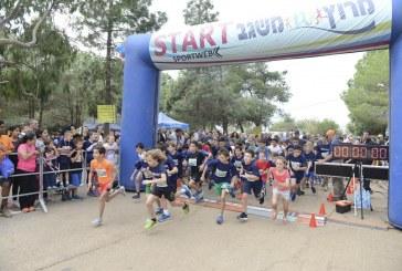 אלפים השתתפו במרוץ משגב ה-33