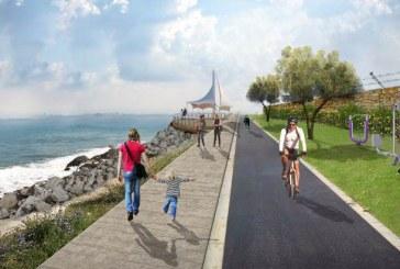 חיפה: שבילי אופניים בחופים