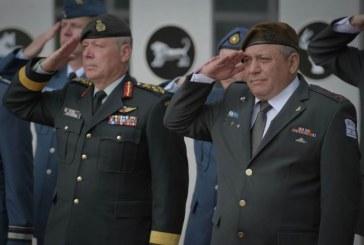 """רמטכ""""ל צבא קנדה הגיע לישראל"""