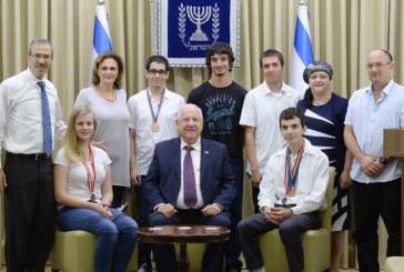 גיאורגיה: זכיות לישראל באולימפיאדה לכימיה
