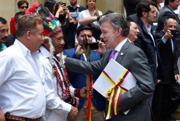 הסכם שלום היסטורי בקולומביה