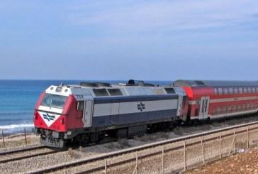 """ברכבת יחשמלו את הקו בין ת""""א לירושלים"""
