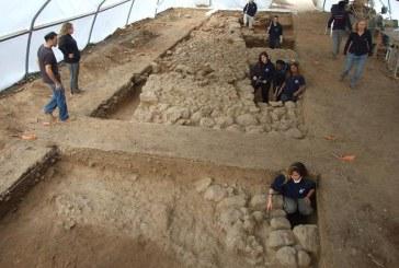 הישג ארכיאולוגי: חומה בת 5,000 שנה