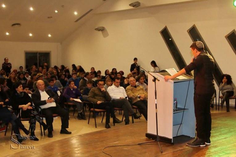 תחרות נאומים לצעירים