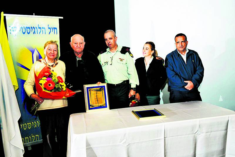 פרס לבן 75 שמתנדב בצבא