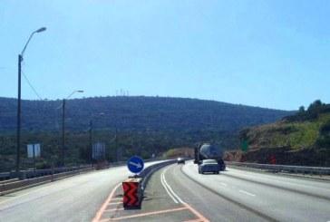 נפתח קטע נוסף בכביש 65