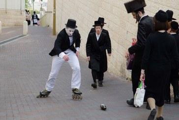 למרות הכל, ירושלים חוגגת את פורים