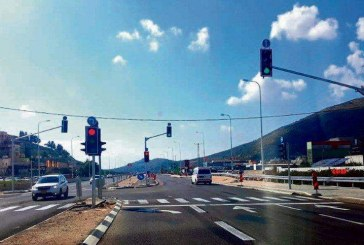 צפון: הקלה בפקקים בכביש 85