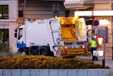 בקרוב: משאיות האשפה שלנו יזהמו פחות