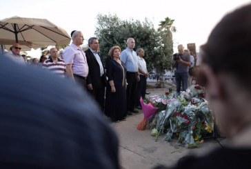 טקס מרגש לזכר הרוגי פיגוע הטרור בדולפינריום