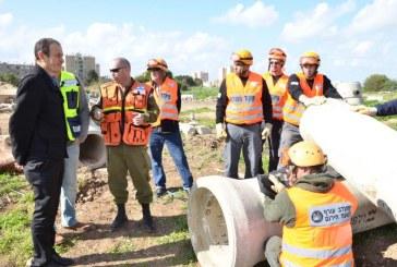 פעילי שכונות יוכשרו לפעולה לשעת חירום