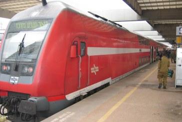 רכבת ישראל: הקיץ ייחצה רף 100,000 הנוסעים שישתמשו ברכבת