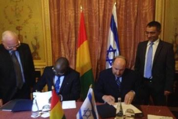 ישראל וגינאה חידשו היחסים הדיפלומטיים ביניהן