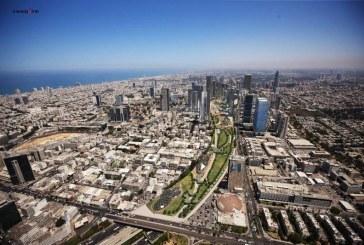 """עיריית ת""""א אישרה תוכנית האב לפרויקט פארק גג האיילון"""
