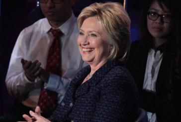 """בפסטיבל אמריקה בחרו בקלינטון לנשיאת ארה""""ב"""