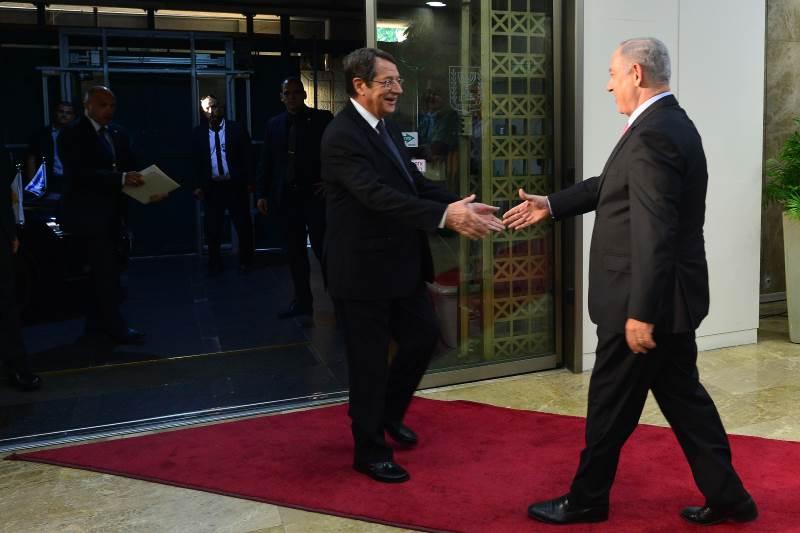 """נשיא קפריסין: """"אנחנו יודעים שאפשר לסמוך אחד על השני"""""""
