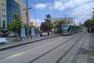 גידול של חמישה אחוזים במספר הנוסעים בתחבורה הציבורית