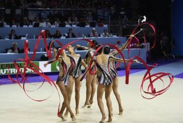נבחרת ההתעמלות האמנותית הישראלית בגמר האולימפי