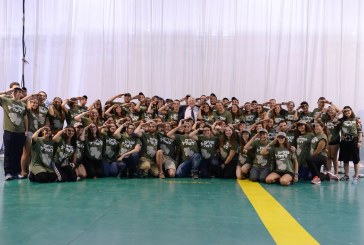 חוגגים עם חמישים אלף עולים חדשים לישראל