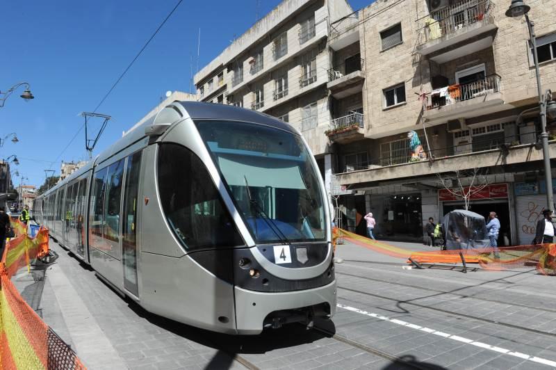גידול חד במספר הנוסעים בתחבורה הציבורית