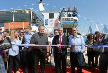 קו שייט חדש בין חיפה לעכו