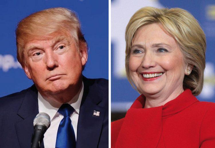 אמריקה בוחרת: הפער בין המועמדים מצטמצם