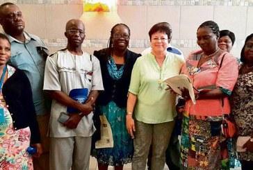 משלחת מאפריקה מבקרת בישראל