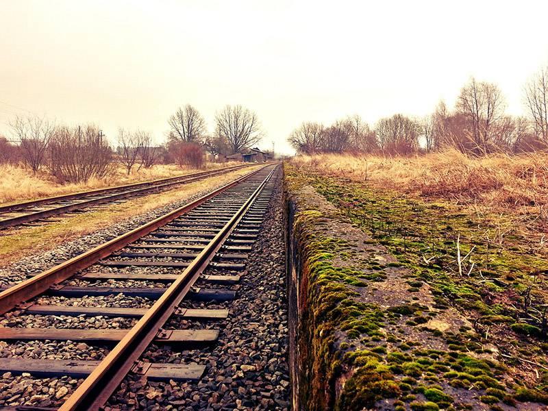 כרמיאל: פסי הרכבת הונחו