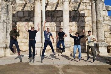 """""""הכוכבים מהוליווד יהיו גשר בין ישראל לעולם"""""""